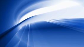 Haces de luz azules ilustración del vector