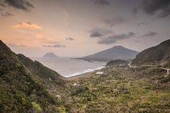 Hachijojima Island Stock Photo