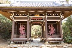 Hachimanheiligdom, Miyajima, Hiroshima Japan stock afbeeldingen