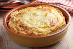 Hachis parmentier Photo stock