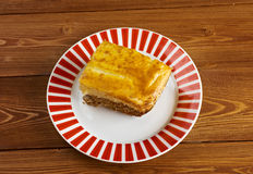 Hachis Parmentier Royalty Free Stock Image