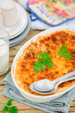 Hachis Parmentier, French Version of Shepherd's Pie Royalty Free Stock Image
