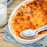 Hachis Parmentier, French Version of Shepherd's Pie Royalty Free Stock Photos