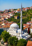 Haci Mahmud Camiii, Istanbul Royalty Free Stock Image