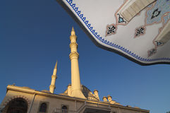 Haci Veys Zade Mosque in Konya Royalty Free Stock Images