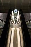 Hacia arriba o hacia abajo Foto de archivo libre de regalías