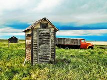 Hacia fuera belleza de la casa Foto de archivo libre de regalías