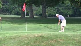 Hacia fuera golfing (4 de 4) metrajes
