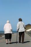 Hacia fuera para un paseo Foto de archivo libre de regalías