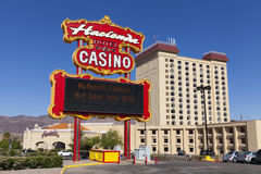 Hacienda Casino in Boulder City, NV on May 13, 2013 Stock Photo