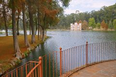 Hacienda chautla IV Stock Photo