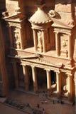 Hacienda del Petra de antedicho con la gente fotografía de archivo libre de regalías