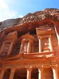 Hacienda en el Petra imagen de archivo libre de regalías