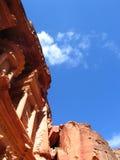 Hacienda en el Petra fotos de archivo