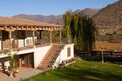 Hacienda historique Image libre de droits