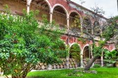 Hacienda Jaral DE Berrios in Guanajuato Mexico stock foto