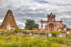 Hacienda Jaral DE Berrios in Guanajuato Mexico royalty-vrije stock foto