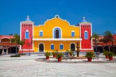 Hacienda mexicaine photos stock