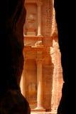 Hacienda, Petra Fotografía de archivo libre de regalías