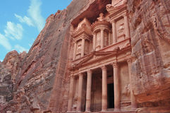 Hacienda, Petra Imagenes de archivo