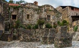 Hacienda Santa Maria Regla, Hidalgo. Mexico. Stock Photography