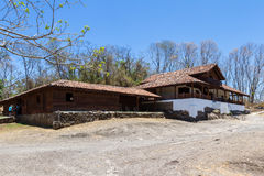 Hacienda Santa Rosa, Costa Rica stock photos