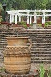 hacjenda wazowe ogrodowe Guanajuato Fotografia Royalty Free