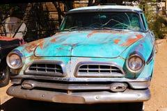 Hackberry-Gemischtwarenladen ist ein populäres Museum von altem Route 66 lizenzfreie stockfotos