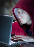 Hacker Royalty Free Stock Photo