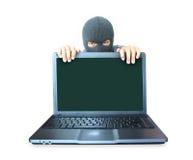 hacker arkivfoto