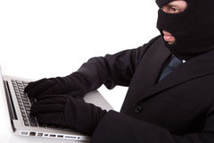 Hacker Royalty Free Stock Image
