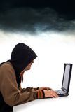 Hacker Stockfotos