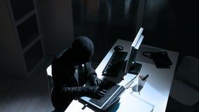 Hacker video estoque