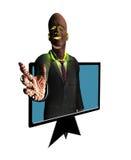 hacker Fotografering för Bildbyråer