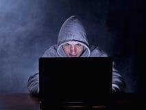 hacker Arkivbilder