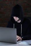 hacker fotos de archivo