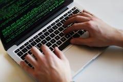 hacker obrazy stock