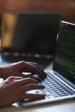 hacker imagenes de archivo