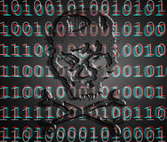 Hacker attack Stock Images
