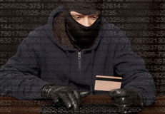 Hacker Stock Image