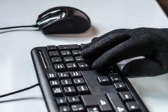A hacker stock photos