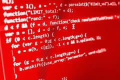 Hacker data theft. Computer virus. Royalty Free Stock Photos