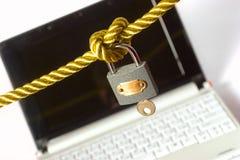 Hacker safe Stock Images