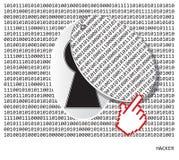 Hacker3 Stock Photography