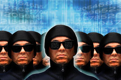 Hackers Royalty Free Stock Photo