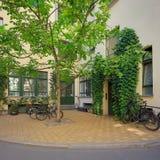 Hackesche Hofe in Berlin Stock Images