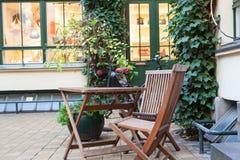Hackesche yards (hofe) in Berlin Royalty Free Stock Photo