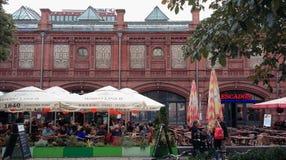 Hackescher Market - Berlin, Germany royalty free stock image