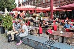 Hackescher markt, Berlin Lizenzfreies Stockfoto