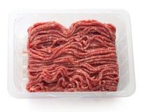 hackfleisch Stockfoto